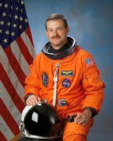 "NASA Astronaut Scott D Altman 8""x10"" Full Colour Portrait"